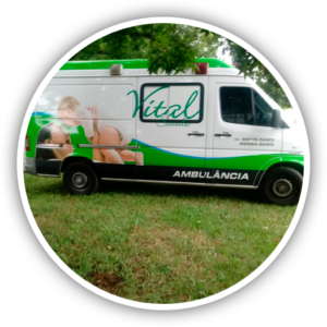 Serviço de ambulância em Pelotas